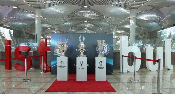 UEFA Süper Kupa 2019 Seyirci Bilgilendirmesi