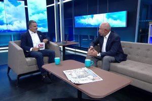 Nihat Özdemir, CNN Türk'te Hafta Sonu programına konuk oldu