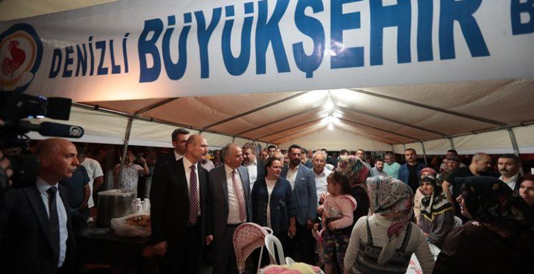 Denizli Büyükşehir'den deprem seferberliği