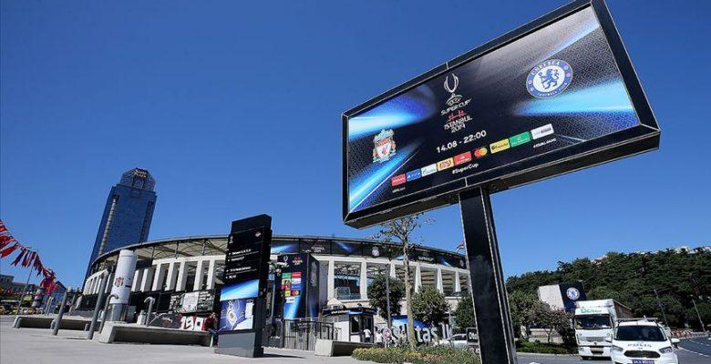 UEFA Süper Kupa İstanbul'da sahibini buluyor: Liverpool-Chelsea