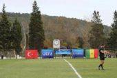 U17 Milli Takımı, UEFA ASSIST Turnuvası'nda Senegal'e 2-0 yenildi