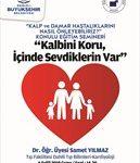 Büyükşehir'den kalp sağlığı seminerine davet