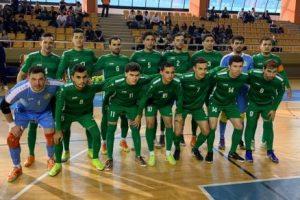 Futsal Milli Takımı, Türkmenistan'a 5-1 yenildi