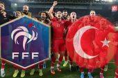 Fransa Türkiye maçı ne zaman, saat kaçta, hangi kanalda?