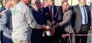 Tekirdağ Amatör Evi inşaatı temel atma töreni yapıldı