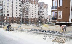 Edirne'de Yaya Kaldırımları Revize Ediliyor
