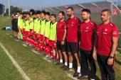 U15 Milli Takımı, Çin'i 2-0 yendi