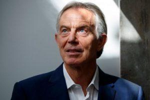 Tony Blair: İşgücü 'baştan aşağı yenilenmeye ihtiyaç duyuyor'
