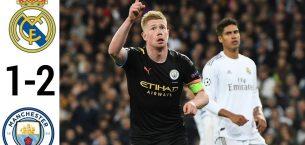 Real Madrid Manchester City Özet İzle 1 – 2