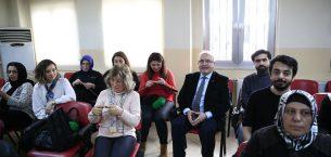 Kadın Meclisi'nden depremzedelere destek