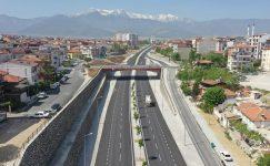 Büyükşehir ulaşım yatırımlarını 2019'da da sürdürdü
