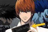 Death Note Tüm Bölümler Tek Platformda