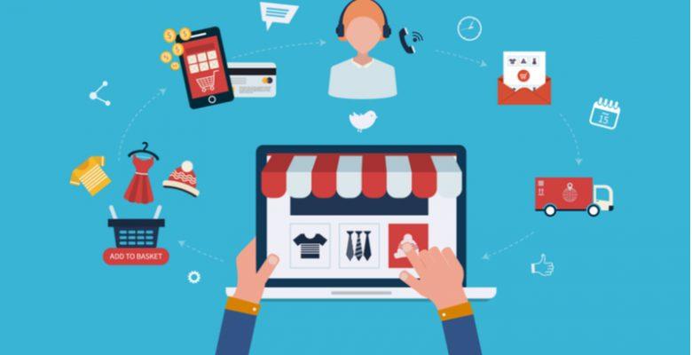 E-Ticaret hacmi 2019'da yüzde 39 büyüyerek 83,1 milyar TL'ye ulaştı