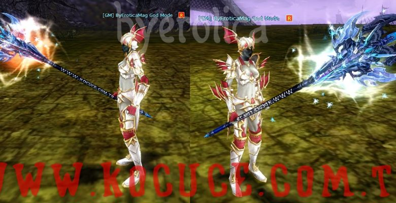Knight Online Chaos Silahları Neler?