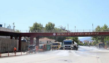 Büyükşehir Kovid-19 tedbirlerini sıkı tutuyor