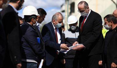 Denizli Büyükşehir'den Serinhisar'a tarihi yatırımlar
