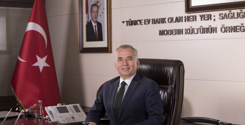 Başkan Osman Zolan'dan Anneler Günü mesajı
