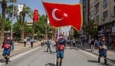 Büyükşehir'den 19 Mayıs coşkusu