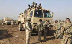 ABD, gerginlik hafifledikçe Irak birliklerini azaltma sözü verdi