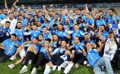 Büyükşehir Belediye Erzurumspor, Süper Lig'e Yükseldi