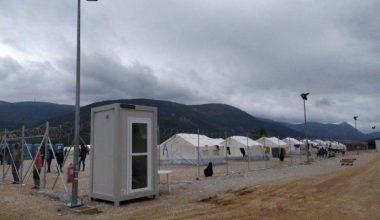 Yunanistan, salgından bu yana ilk göçmenin Covid-19'dan öldüğünü söyledi