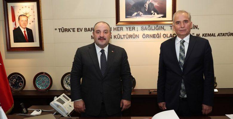 Başkan Zolan müjdeledi, Bakan Varank açıkladı