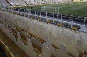 İstanbul'daki Türkiye-Letonya Dünya Kupası finallerinde taraftar alınmayacak