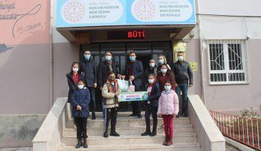 Denizli Büyükşehir çevreci okulları ödüllendiriyor