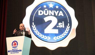 """Başkan Zolan: """"Bu başarı hepimizin"""""""