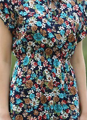 Bayan Günlük Elbise Modelleri