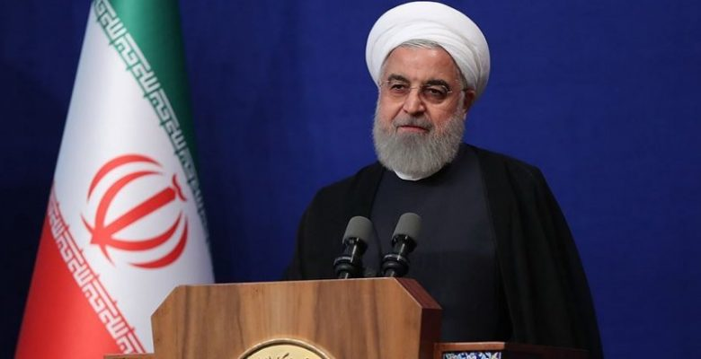 """Ruhani'den """"yanlışlıkla"""" düşürülen Ukrayna uçağıyla ilgili açıklama"""