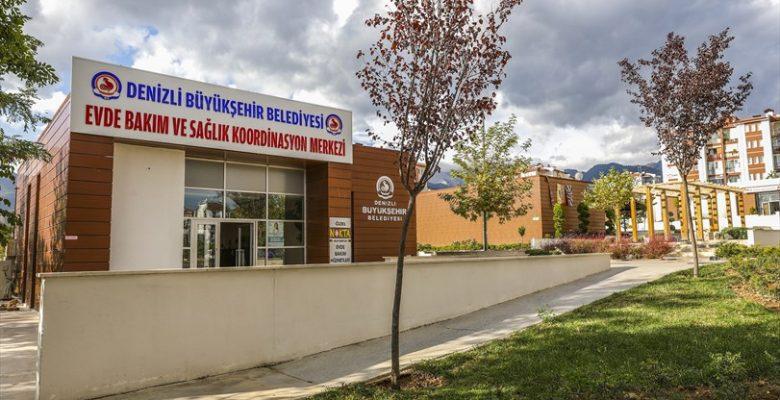 Denizli'de Evde Bakım ve Sağlık Merkezi 16.000'den fazla vatandaşa ulaştı