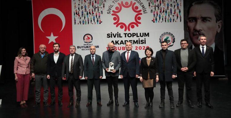 Büyükşehir'den Sivil Toplum Akademisi