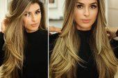 Uzun Bayan Saç Modelleri