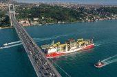 Fatih ilk Karadeniz derin sondajı için yola çıktı