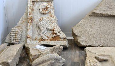 Satala antik kentinde asırlık izler