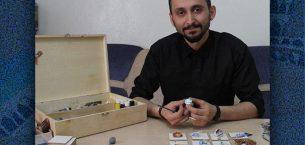 """YUSUF ÇAKMAK : BİR KELEBEĞİN KANADINDA """"SANAT"""""""