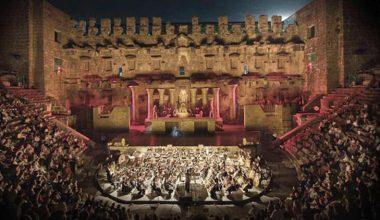Aspendos Opera, Bale Festivali 5 Eylül'de başlıyor