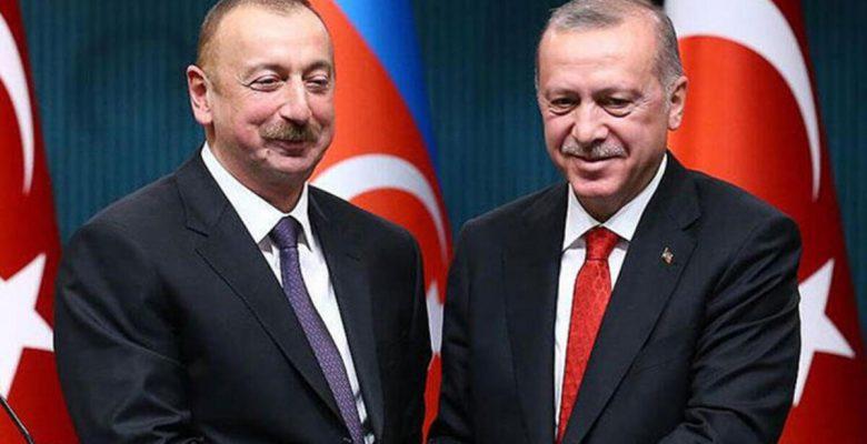 Türk ve Azeri liderler ikili ilişkileri tartışıyor